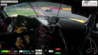Pasin Lathouras (AF Corse Ferrari 488 GT3) - 24 Hours of Spa 2016