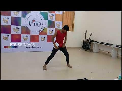 Jhanjhariya Uski Chanak Gayi Best Dance / Ibhrahim / Choreography By SRINIVAS FTB STUDIO SRINI