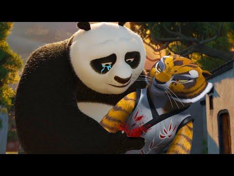 Мультфильм панда кунг фу легенды