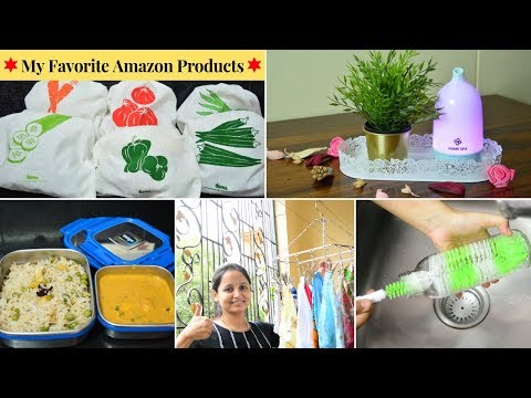 Amazon Products You Need To Buy For Your Home | My Favorite Products On Amazon India | Urban Rasoi
