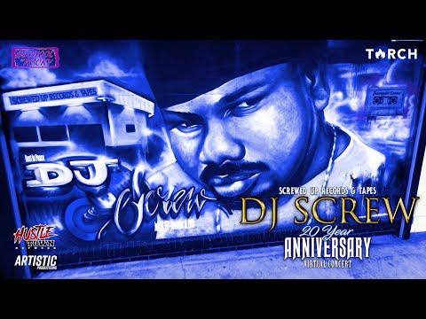 DJ SCREW 20th Anniversary: Virtual Concert - STREAMED LIVE (11-16-2020)