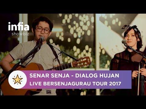 Senar Senja - Dialog Hujan (Live Bersenjagurau Tour 2017)