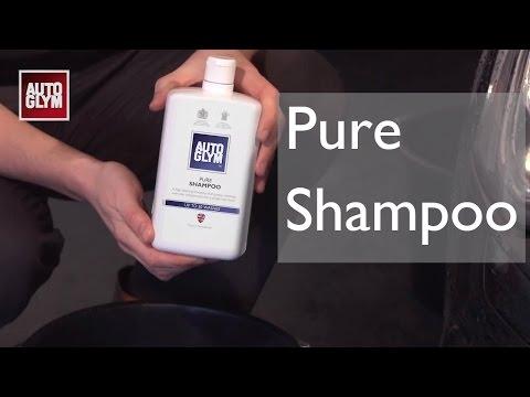 How to use Autoglym Pure Shampoo