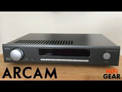 Arcam SA10 Integrated Amplifier | Hifi Gear