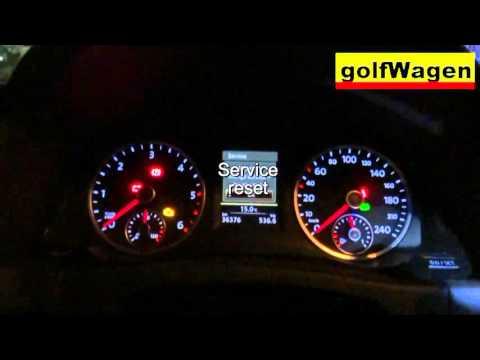2011 Volkswagen Tiguan Reset Service Light | Doovi