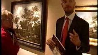 Fresno Met Museum - 4/10/09 Dutch Italianates Tour with Dr. Xavier Salomon - Part 6 of 7