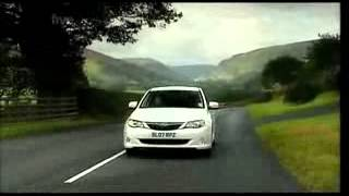 Fifth Gear Subaru Impreza P1 vs. Subaru Impreza 2008