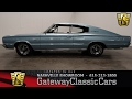 1966 Dodge Charger,Gateway Classic Cars-Nashville,#433