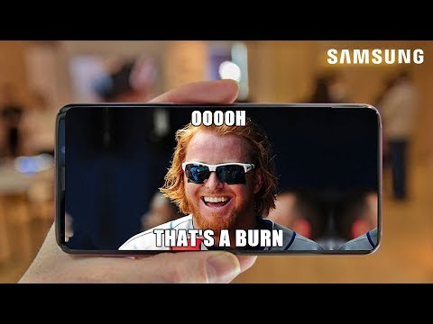 Samsung Mocks Google and Pixel 3 XL