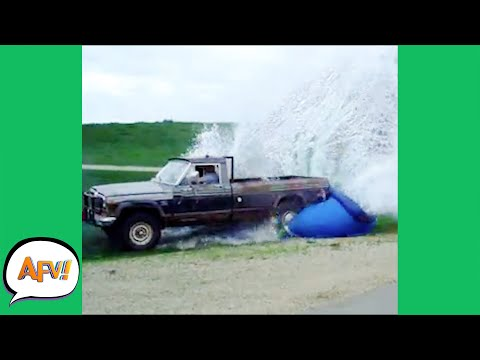 How NOT to Empty Your POOL! 😅🤣 | Funny Red Neck Fails | AFV 2021