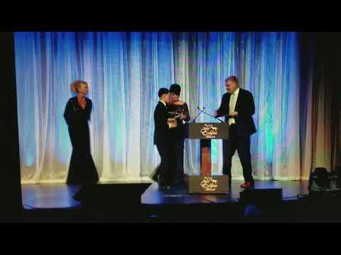 JOSE LUIS ORTIZ - Recibe Premio Eclipse 2017