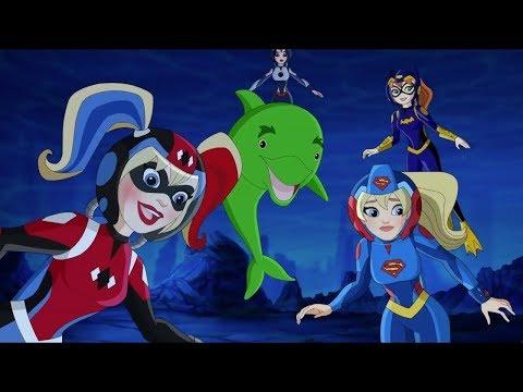 DC Super Hero Girls: Les légendes de l'Atlantide
