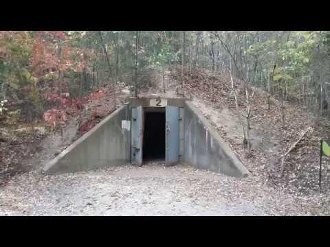 Volunteer Army Ammunition Plant Bunker Youtube
