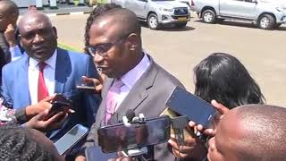 Min of Finance Mthuli Ncube I want to be very clear, I want to see the Zimbabwe dollar come back