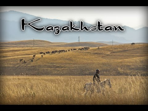 Kazakhstan - Heart of Central Asia
