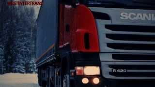 Смотреть видео Перевозка сборных рефрижераторных грузов