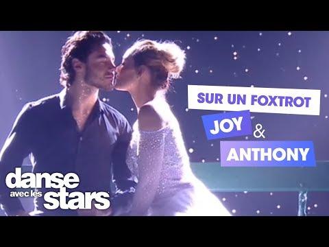 DALS S08 - Joy Esther, Anthony Colette et Nicolas Archambault pour un foxtrot sur