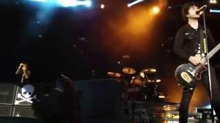 Green Day - Jesus of Suburbia - Live in Berkeley