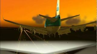 Landing Brunei (WBSB) Bandar Seri Begawan