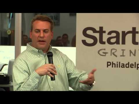 Mike Harris (Zonoff) at Startup Grind Philadelphia