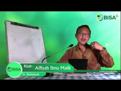 Matan Alfiyah Ibnu Malik Sesi 1 - Muqaddimah dan Definisi Kalam, Kalim, dan Kalimah