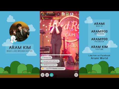 Arami Bigo Live Broadcast February 01, 2017