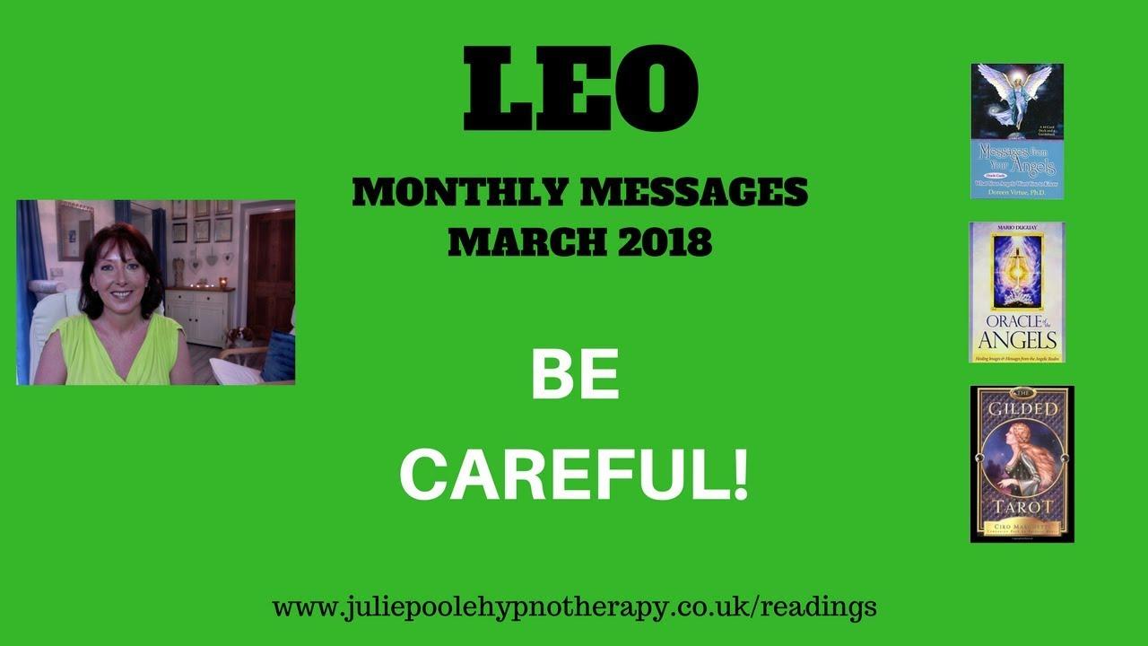 The week ahead for leo