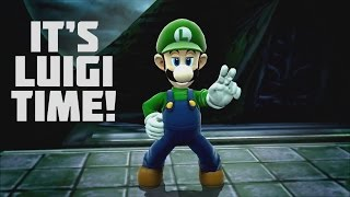It's Luigi Time! - A Luigi combo video | Smash Bros Wii U 「by Proto」