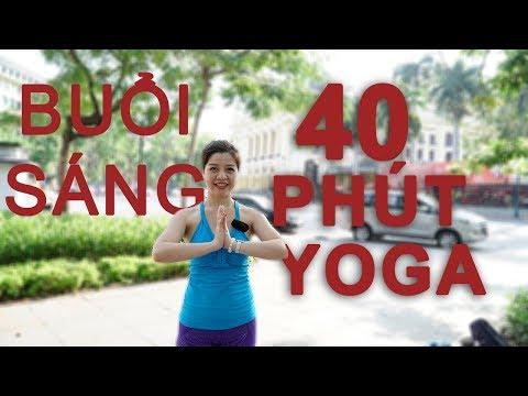 Bài tập Yoga đầy đủ mỗi ngày cùng Nguyễn Hiếu - Yoga tại Nhà Hát Lớn - Hà Nội (Ha Noi Opera House)