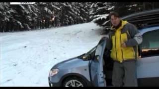 077 Skoda Roomster Scout - Наши тесты 2009