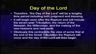 Day of the Lord - Chuck Missler