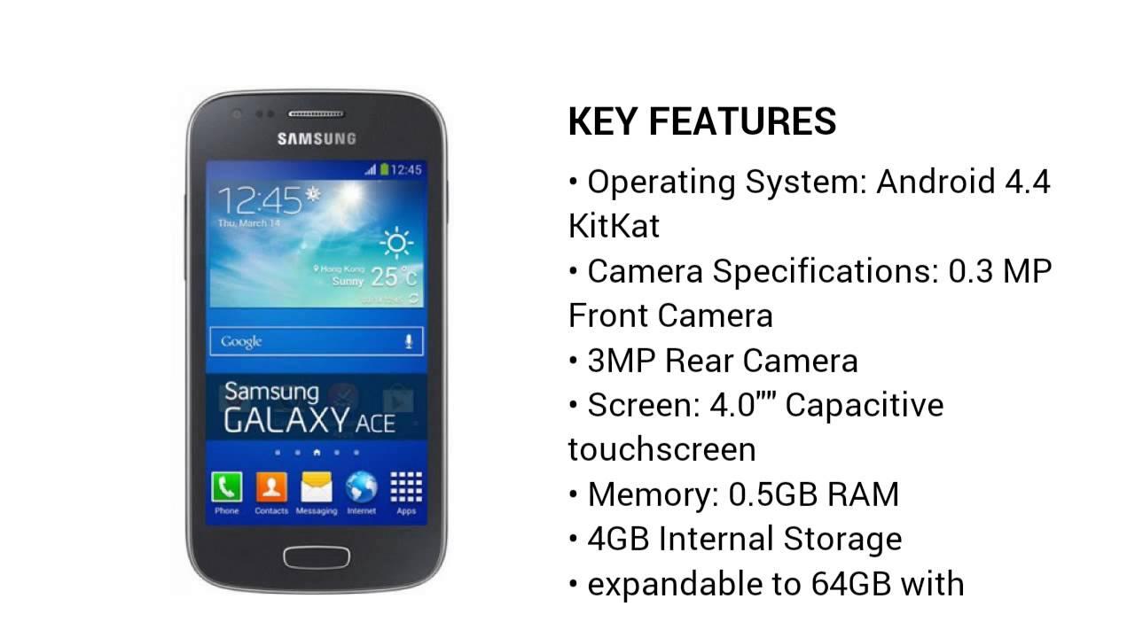 Samsung Galaxy Ace 4 Lite G313H