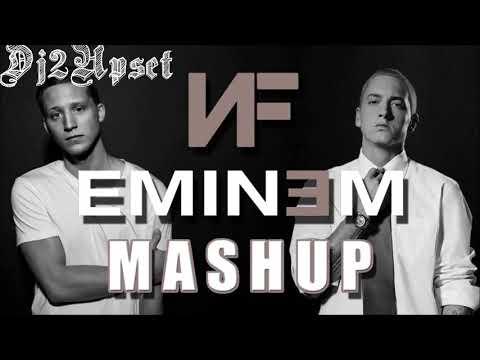 Dj2UpSet -NF Ft Eminem-Heartless (remix)