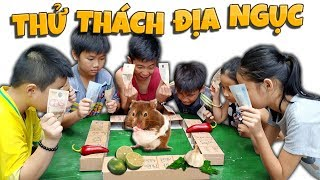 Tony | Trò Chơi Con Chuột Hamster Địa Ngục - Cười Bể Bụng