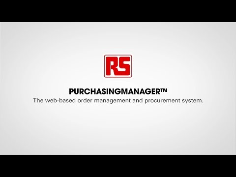Demo of how a free procurement tool from RS helps empower your engineers