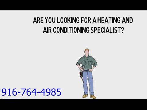 Heating and Air Conditioner Repair Orangevale California