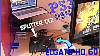 Как записать игры c PS3PS4 через Elgato HD 60|Как стримить на twitch.tv - Youtube 2015 HD(Как записать игры PS3PS4 с Elgato HD 60|Как стримить на twitch.tv - Youtube 2015 HD Elgato Game Capture HD 60 обзор. Запись видео с консолей...., 2015-03-31T15:26:28.000Z)