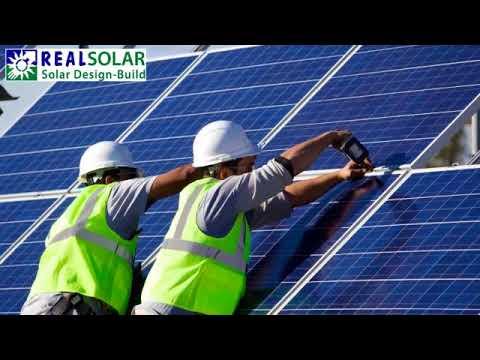 REAL Solar jobs