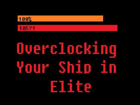 Elite Dangerous Ship Frame Overclocking
