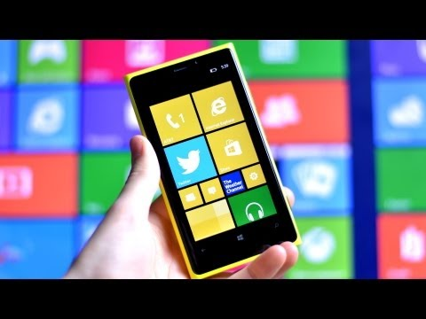 Nokia Lumia 920 Unboxing & Review!