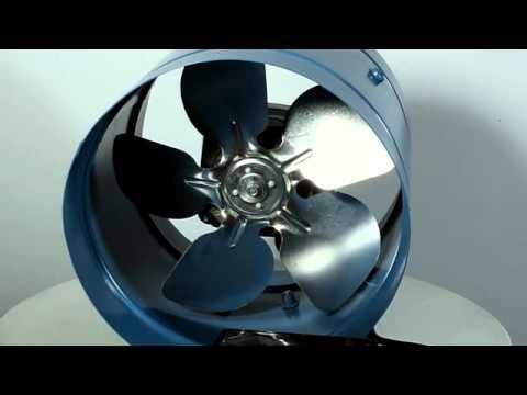 Канальный вентилятор Вентс ВКОМ 200