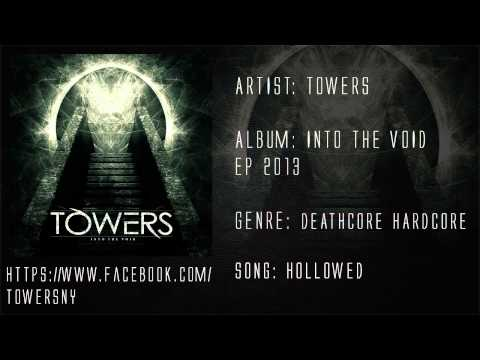 Towers - Into The Void EP [Full Stream] (2013) Chugcore Exclusive