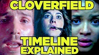 Cloverfield Paradox TIMELINE EXPLAINED! (Cloverfield Easter Eggs)