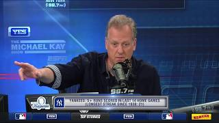 Yankees can't give up on AL East yet, says Michael Kay
