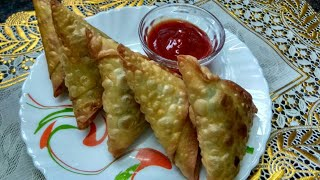 Mutton Keema Samosa Recipe | Ramzan Special Recipes