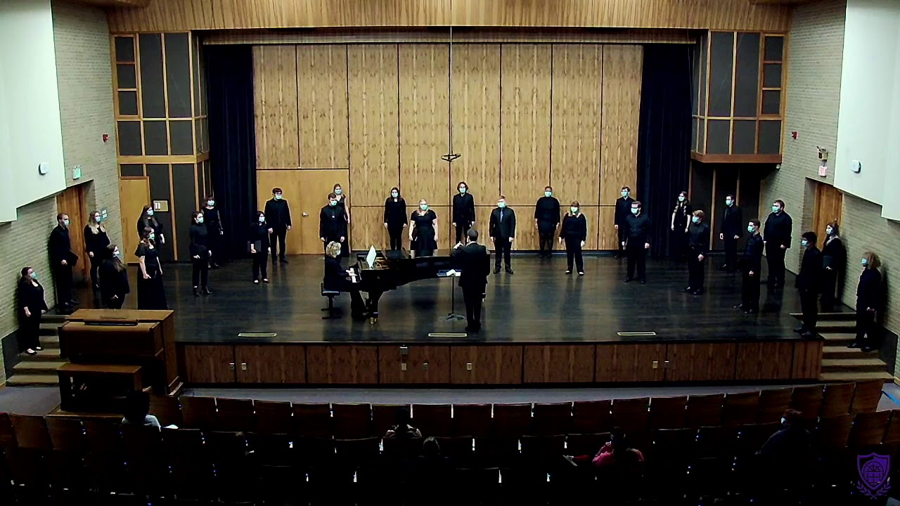 University of Central Arkansas Chamber Singers: Illuminate the Night by Sherry Blevins