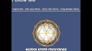 Darryn Mc Callion feat. Sarah Griffin - Follow Me (Craig Bradley