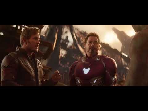 Official new Avengers InfinityWar trailer