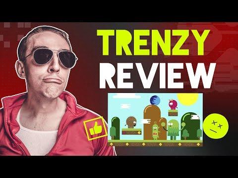 Trenzy Review, Demo and Bonus . http://bit.ly/2LdAI07