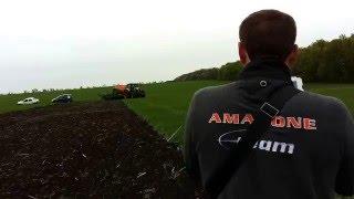 видео Высокопроизводительная посевная комбинация AMAZONE (Амазон) Cirrus Activ